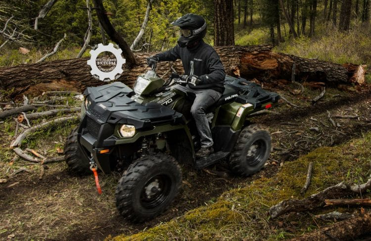 Обзор квадроцикла Polaris Sportsman 570 EPS 2014