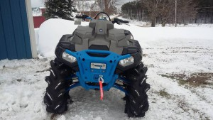 Sportsman XP 1000 High Lifter Edition - 07